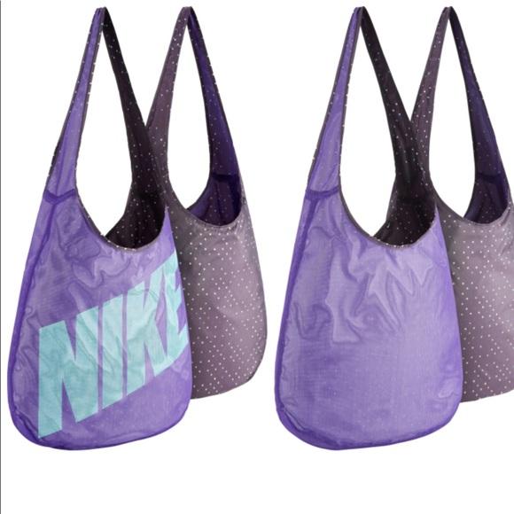 2fe1e86c19 Nike reversible Tote bag. M 5c4ce6bfa31c330d77a1ec1c